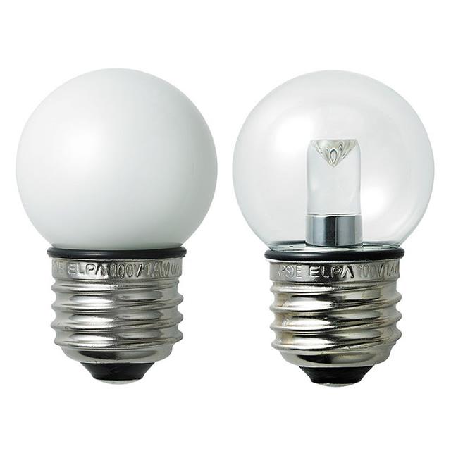 LEDミニボール 防水設計 E26