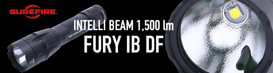 SUREFIRE INTELLIBEAM 最新モデル!