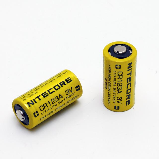 nitecore ナイトコア cr12a リチウム乾電池 激安価格販売 アカリセンター