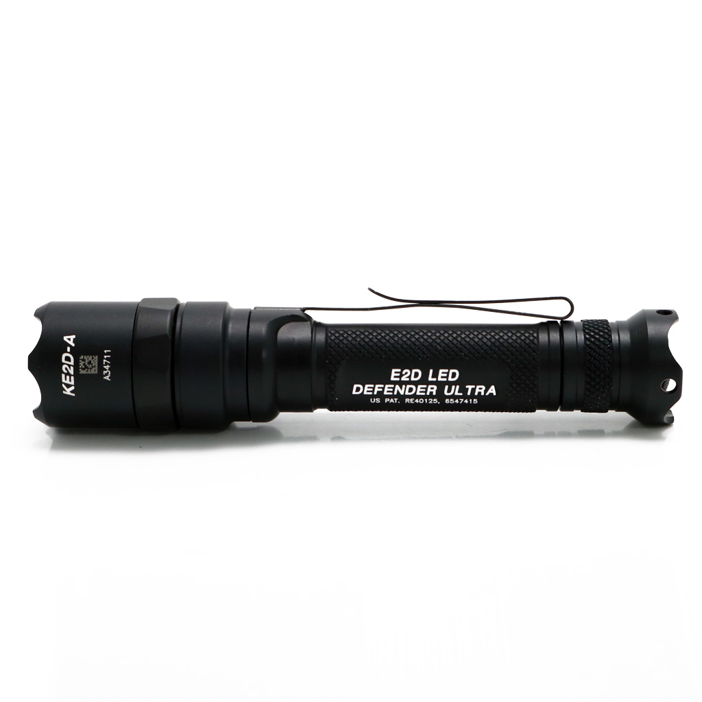 A Lanterns Dual Lightsamp; Surefire E2dlu E2d Defender Ultra Black 4RcAj3L5q