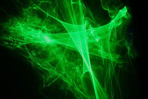CR-TEC LUMIA レーザー&LED オーロラ・星雲的LEDエフェクト 激安特価販売:アカリセンター